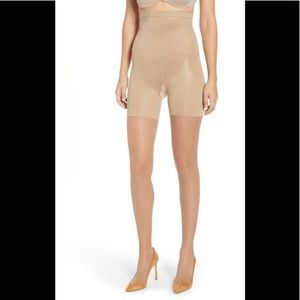 NIB SPANX Firm Believer HW Sheers S4 Size C